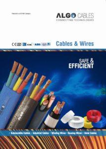 Algo Cables Wires