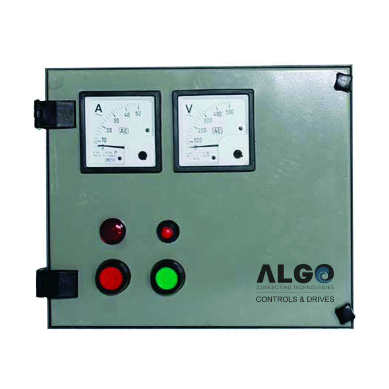 Pipes Auto Sales >> Single & Two Phase Submersible Motor Control Panel | Algo Pumps & Motors, Pipes, Cables & Wires ...